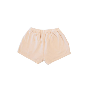 BARN OF MONKEYS PLAIN SHORTS NEUTRAL