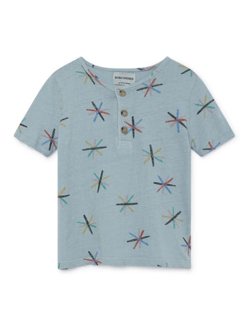 Bobo choses Dandelion Buttons T-Shirt