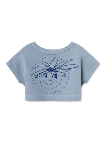 Bobo choses Daisy Cropped Sweatshirt