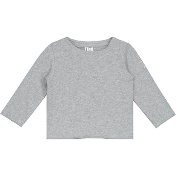 Gray Label Baby L\S Tee grey melange