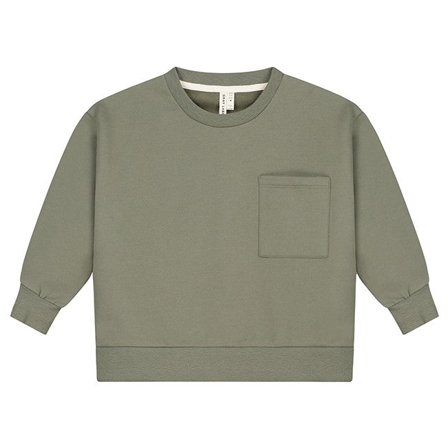 GRAY LABEL BABY BOXY SWEATER