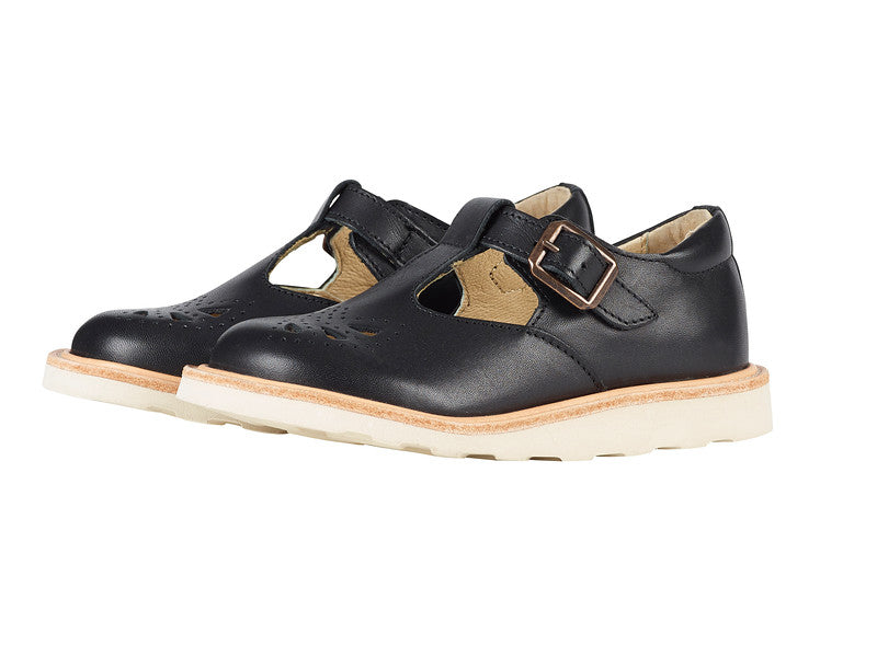 YOUNGSOLES ROSIE T-BAR BLACK