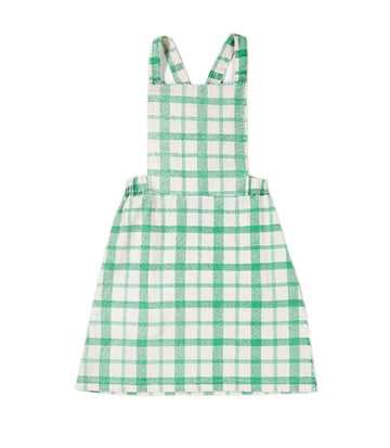 THE CAMPAMENTO CHECKS DRESS