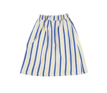 THE CAMPAMENTO BICOLOURED STRIPED SKIRT