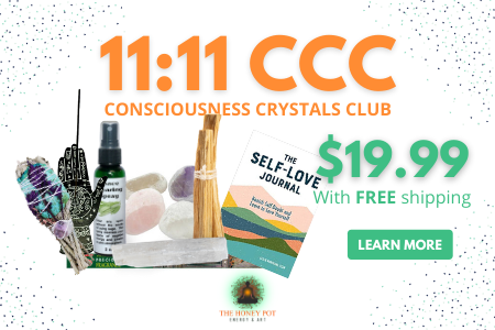 1111 consciousness crystals club