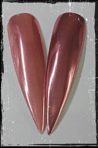 Rose Gold Chrome Pigment