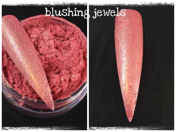Blushing Jewels