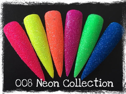 Neon Glitter Collection