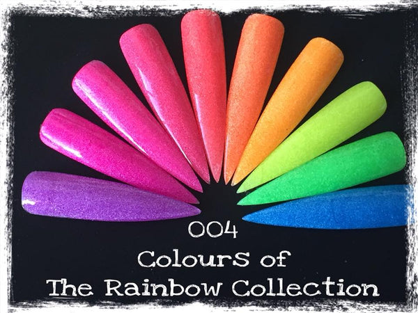 Colours of the Rainbow Collection