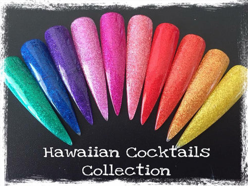 Hawaiian Cocktail Collection