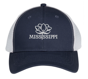 Mississippi Pride Trucker Hat (Navy)