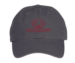 Mississippi Pride Cotton Slouch Starkville Hats