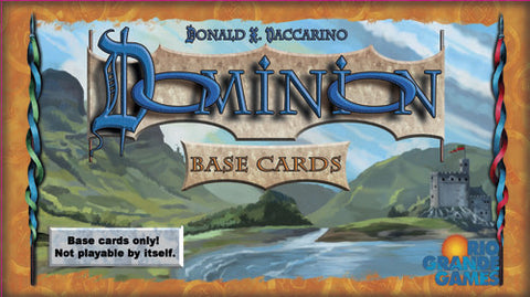 Dominion: Base Cards - The Board Gamer