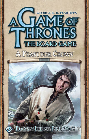 A Game of Thrones The Board Game - A Feast of Crows