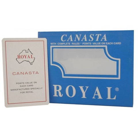 Canasta Royal Double Pack