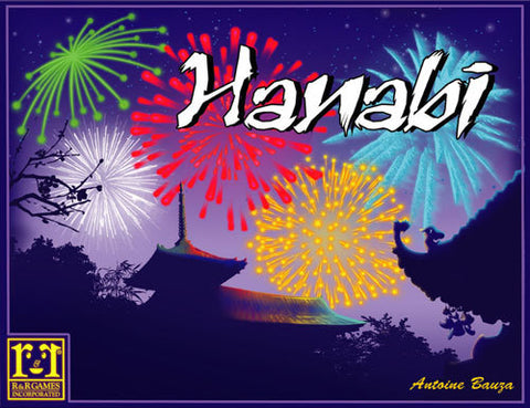 Hanabi - The Board Gamer