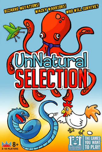 Unnatural Selection - The Board Gamer