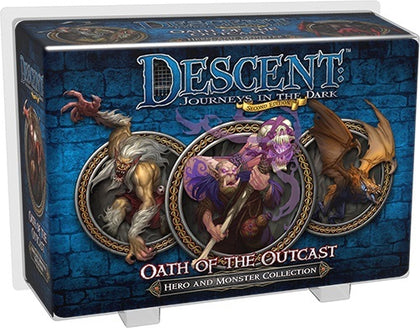 Descent: Oath of the Outcast - The Board Gamer