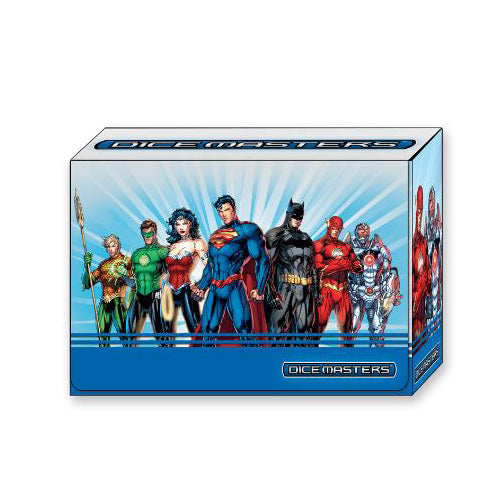 Dice Masters: Justice League Team Box