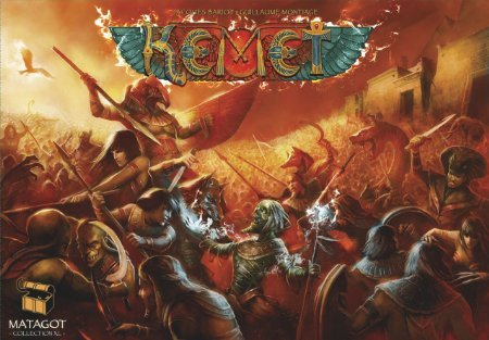 Kemet - The Board Gamer