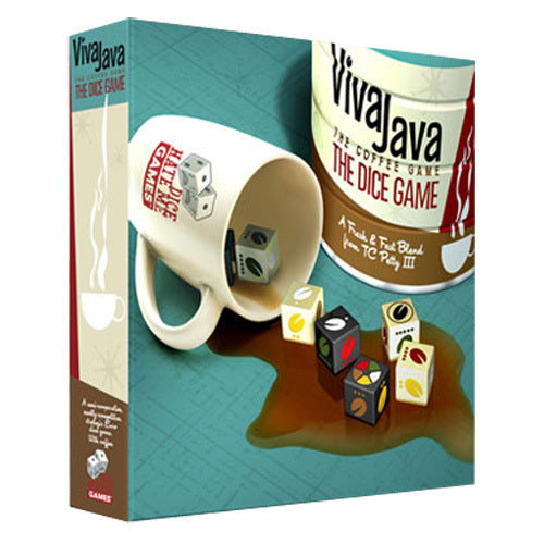 VivaJava: The Coffee Dice Game