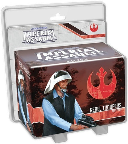 Star Wars: Imperial Assault – Rebel Troopers Ally Pack
