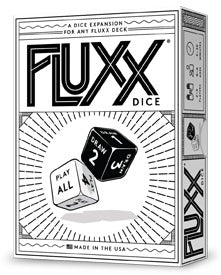 Fluxx Dice - The Board Gamer