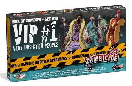 Zombicide: Very Infected People #1
