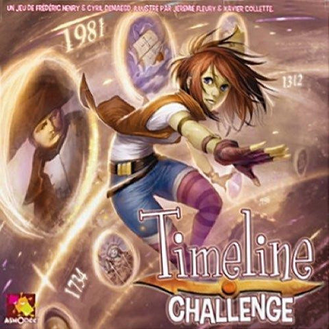 Timeline: Challenge - The Board Gamer