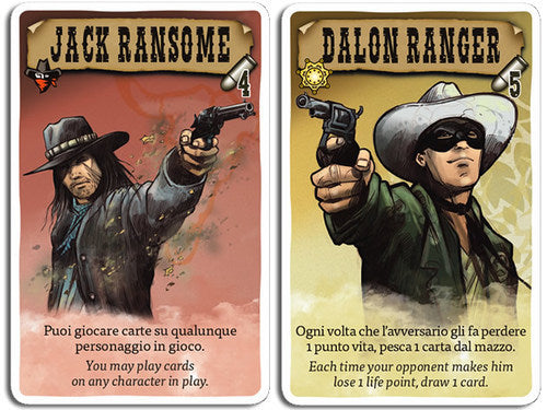 Bang: The Duel - Card Game