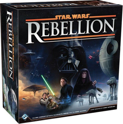 Star Wars: Rebellion - Board Game