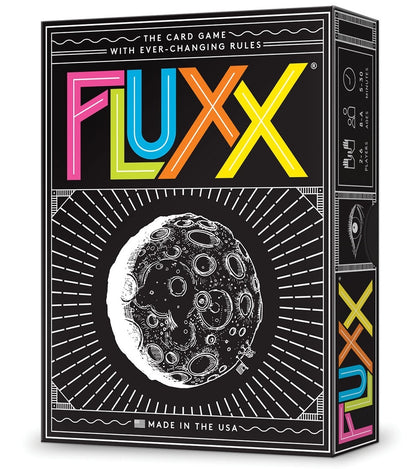 Fluxx 5.0 - The Board Gamer