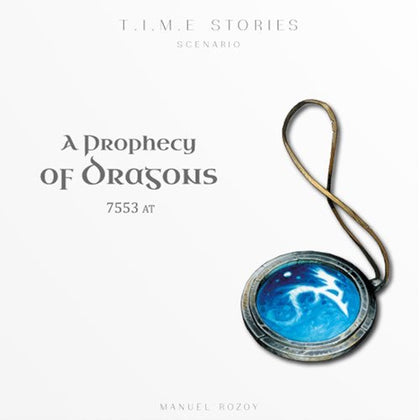 T.I.M.E Stories: Prophecy of the Dragons - Board Game