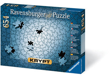 Ravensburger – KRYPT Spiral Puzzle 654 Pc
