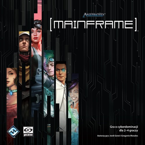 Android: Mainframe - Board Game