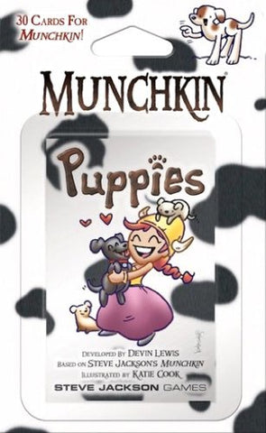 Munchkin: Puppies - Expansion - The Board Gamer