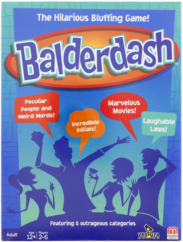 Balderdash - The Board Gamer