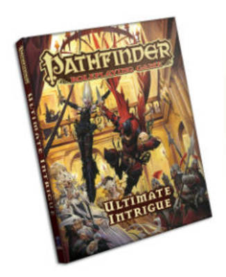Pathfinder: Ultimate Intrigue - The Board Gamer