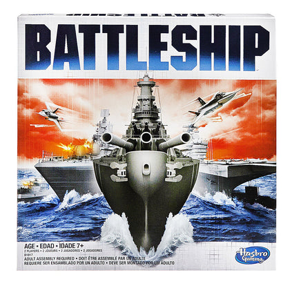 Battleship - The Board Gamer