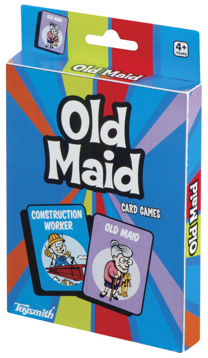Toysmith: Old Maid - The Board Gamer