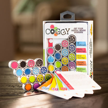 Coggy - Mental Gear Puzzle