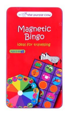 To Go - Magnetic Bingo - The Board Gamer