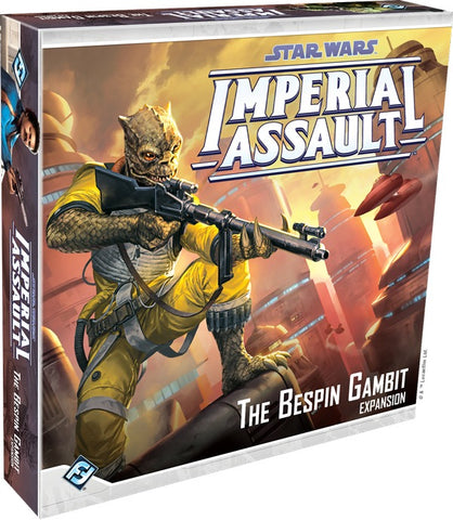 Star Wars: Imperial Assault: The Bespin Gambit - Campaign Expansion