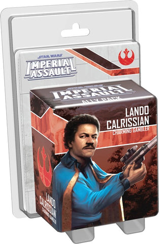Star Wars: Imperial Assault: Lando Calrissian - Ally Pack - The Board Gamer