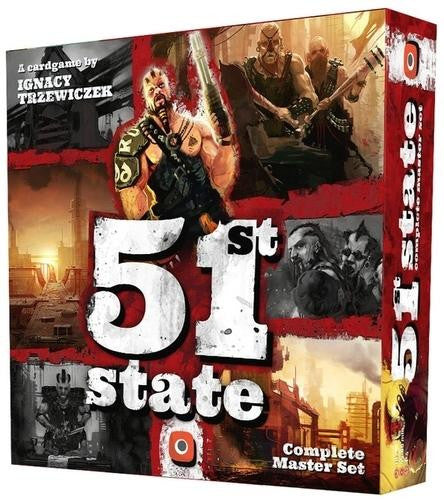51st State - Complete Master Set