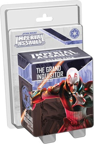 Star Wars: Imperial Assault: Grand Inquisitor - Villain Pack