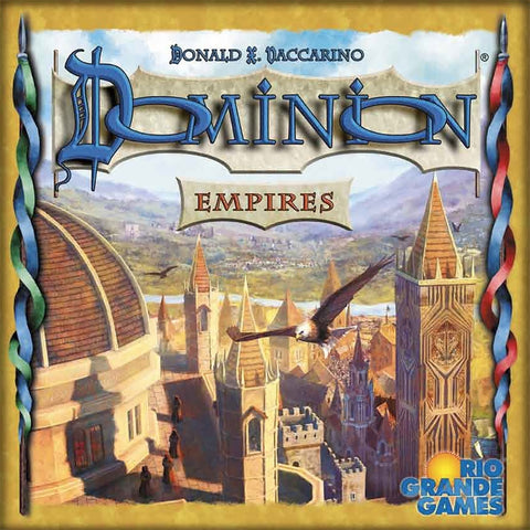 Dominion: Empires - Game Expansion - The Board Gamer