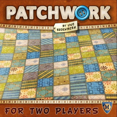 Patchwork - Board Game - The Board Gamer