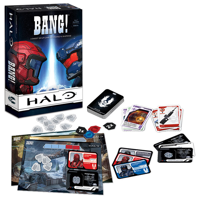 Bang! - Halo Edition