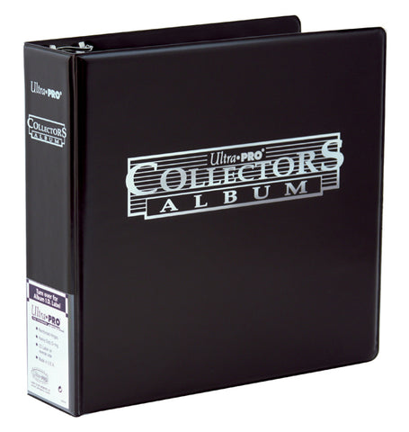 "Ultra Pro: 3"" Collectors Album - Black"